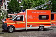 GW-Rett - Feuerwehr Düsseldorf - Jürgen Truckenmüller