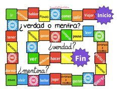 Printing Videos Clothes Belts Spanish For Kids Foreign Language Code: 3295832847 Spanish Worksheets, Spanish Games, Spanish Teaching Resources, Spanish Activities, Teaching Ideas, Very Fun Games, Fun Games For Kids, Spanish Grammar, Spanish Language Learning