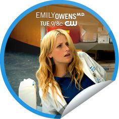 Emily Owens, M.D.: Emily and the Tell Tale Heart The Tell Tale Heart, The Cw, The Originals, Stickers, Tv, Television Set, Decals, Television