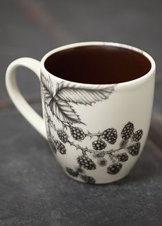 Laura Zindel coffee mug