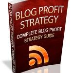 Blog Profit Strategy