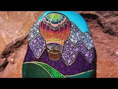 Hot air balloon - YouTube