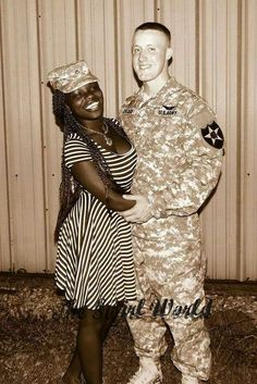 dating the military in Interracial