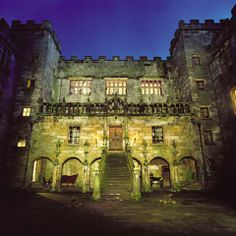 Chillingham Castle; The Most Haunted Castle in England - an entry to Englands Hall of Fame by Visit Northumberland