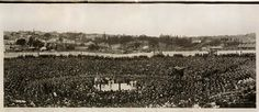 Burns-Johnson boxing contest, December 26th 1908 / photographed by Charles Kerry | Flickr - Photo Sharing!
