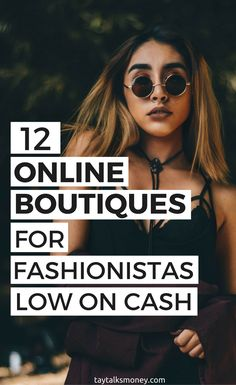 15 Best Affordable Online Boutiques for Women's Clothes to Bookmark Right Away — TayTalksMoney - Finance tips, saving money, budgeting planner Cheap Boutique Clothing, Clothing Sites, Online Clothing Boutiques, Womens Clothing Stores, Clothes For Women, Women's Clothes, Online Boutiques For Women, Cheap Boutiques, Clothing Websites For Women