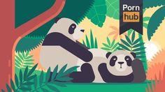 Hi there, there is our new hot explainer for Pornhub! Just trying to get pandas in the mood again!  Art Direction and Animation: Vladimir Marchukov Illustration: Alexey Kuvaldin Extra Animation: Yaroslav Kuryanovich Sound Design: Daruma Audio