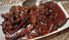 Babi pangang Dutch Recipes, Pork Recipes, Asian Recipes, Cooking Recipes, Healthy Recipes, Suriname Food, Low Carb Brasil, Slow Cooker Bbq, Indonesian Food