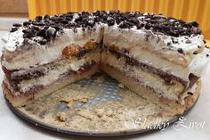 Nutella, Tiramisu, Food And Drink, Sweets, Ethnic Recipes, Pastries, Anna, Cakes, Hampers