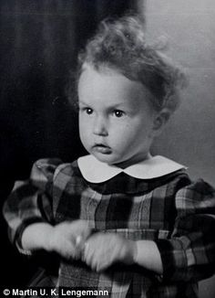 The little ones that got away: Incredible stories of Jewish children who survived the Nazi holocaust Heart-moving stories of 15 of these children are told for the first time Book, by Tina Huettl and Alexander Meschnig released in English.  By ALLAN HALL. PUBLISHED: 23 March
