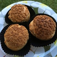 My all time favorite pastry.. #DGinukz chocolate choux...