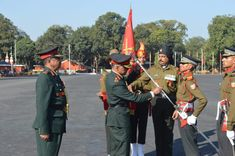 IMA Passing Out Parade 08 December IMA POP : The Indian Military Academy (IMA) in Dehradun held its passing out parade on Saturday. Military Academy, Defence Force, Entrance Exam, Indian Army, Armed Forces, Coaching, Chandigarh, Navy, Pop