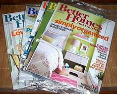 Better Homes and Gardens 2014 Magazine 5 Issues January, ... https://www.amazon.com/dp/B01M3YJXYV/ref=cm_sw_r_pi_dp_x_h41ryb4S49J42