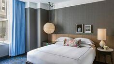Kimpton Gray Hotel king suite