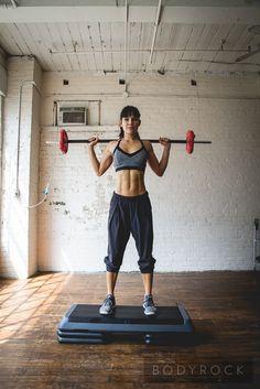 July 2015 Workout - Week 1 Day 1