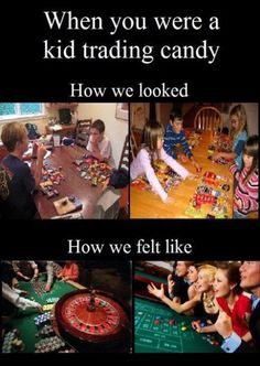 Ummm this is definitely me and my cousins whenever Grandma gave us candy. @Carly Rollins