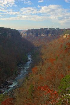 Autumn at Little River Canyon. | Flickr - Photo Sharing!