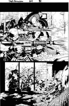 Random Captain America pg 7 by TimTownsend