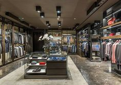 New Opening in #Beijing Canali opens its 9th #boutique in the #city #menswear #mensfashion #canali #canali1934