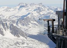 d32afe3ea58e Step Into the Void Above the French Alps