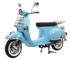 Introducing the Latest 2014 ZNEN Luxurious 50's Vintage Style Scooter! CARB Approved! Free Trunk & Free Assembly This Week only! Limited Edition!