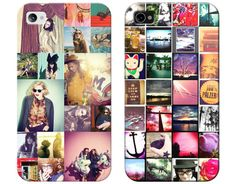 Turn your instagram photos into a custom iPhone case with Casetagram! $35