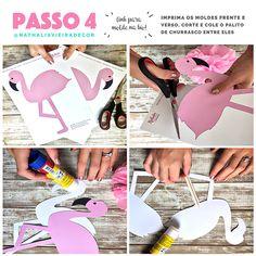 Flamingo foi super tendência em 2016 e se engana quem pensa que essa moda passou. Os adereços e estampas chegam com tudo ao Brasil e vão compor lindas festas e