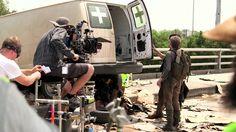 """""""Walking Dead"""" Produ..."""