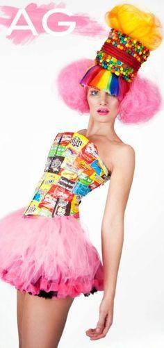 costume candy girl - Recherche Google