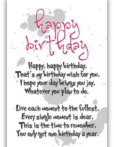 12 Best Mother Birthday Quotes Images
