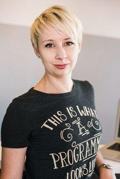 Jennifer Wadella founder of Kansas City Women in Technology #PowerfulWomen #Ladyboss #WomeninTech
