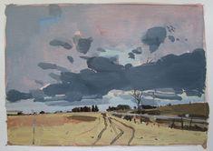 Landscape Paintings...Harry Stooshinoff