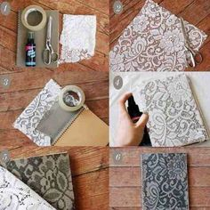 Costumize your journal c;