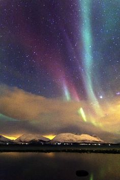 I want to see an Aurora