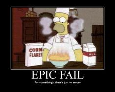 That moment when you realized that cooking is really not for you!  Like if you can relate    #EPICFAIL #funny #pinagency #cooking