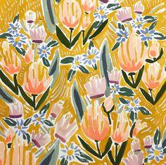 Margaret Jeane Textiles, Textures Patterns, Print Patterns, Floral Prints, Art Prints, Pattern Illustration, Floral Illustrations, Surface Pattern Design, Botanical Art