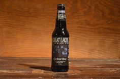 Great Lakes Brewing Company - Blackout Stout. 6 bottles.