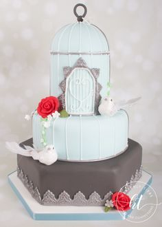 We produces delicious handmade and beautifully decorated cakes and confections for weddings, celebrations and events. Handmade Wedding, Celebration Cakes, Bird Cage, Celebrity Weddings, Heavenly, Cake Decorating, Wedding Cakes, Celebrities, Desserts