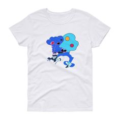 A heavy cotton, classic fit ladies scoop neck t-shirt. Cap Sleeves, Short Sleeves, Mens Tops, T Shirt, Supreme T Shirt, Tee Shirt, Tee
