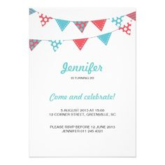 Double Birthday Party Invitations as perfect invitations example