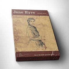 Jane Eyre Print Charlotte Bronte Art  Jane by DareToDreamPrints