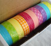 Pretty masking tape.  Just because I already have some doesn't mean I don't want more.