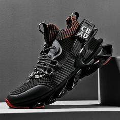 Cheap Running Shoes, Running Sneakers, Air Max Sneakers, Men Sneakers, Mens Boots Fashion, Sneakers Fashion, Fashion Shoes, Men Fashion, Trend Sport