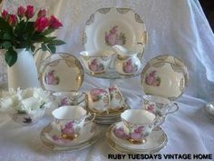 PINKIE LADY TEASET AT £59.99