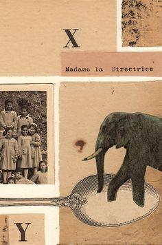 """Cinzia Farina - """"Madame la directrice"""""""