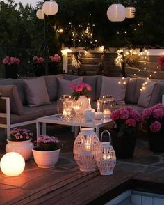 backyard patio ideas that will amaze & inspire you 46 ~ mantulgan.me backyard patio ideas that will am. Backyard Lighting, Outdoor Lighting, Outdoor Decor, Lighting Ideas, Rope Lighting, Rustic Outdoor, Lighting Design, Backyard Patio, Backyard Landscaping