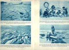 1958 Impresiones de 4 páginas dobles en las por VintageInclination