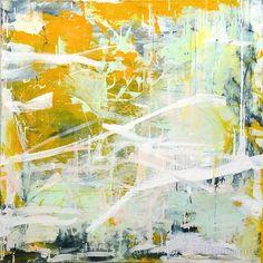 I'm listening to the paintings of Robin Feld today. More on the blog, link in profile. #dailyartsy #art #artists #paintings #artoninstagram #instaart #artsygram #contemporaryart #fineart