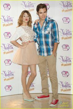 Martina en Jorge <3