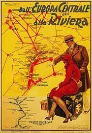 affiche# like to travel to Vintage London, Vintage Ads, Adventure Photos, Adventure Travel, Vintage Beach Posters, Train Timetable, Railway Posters, Beaches In The World, Cool Posters